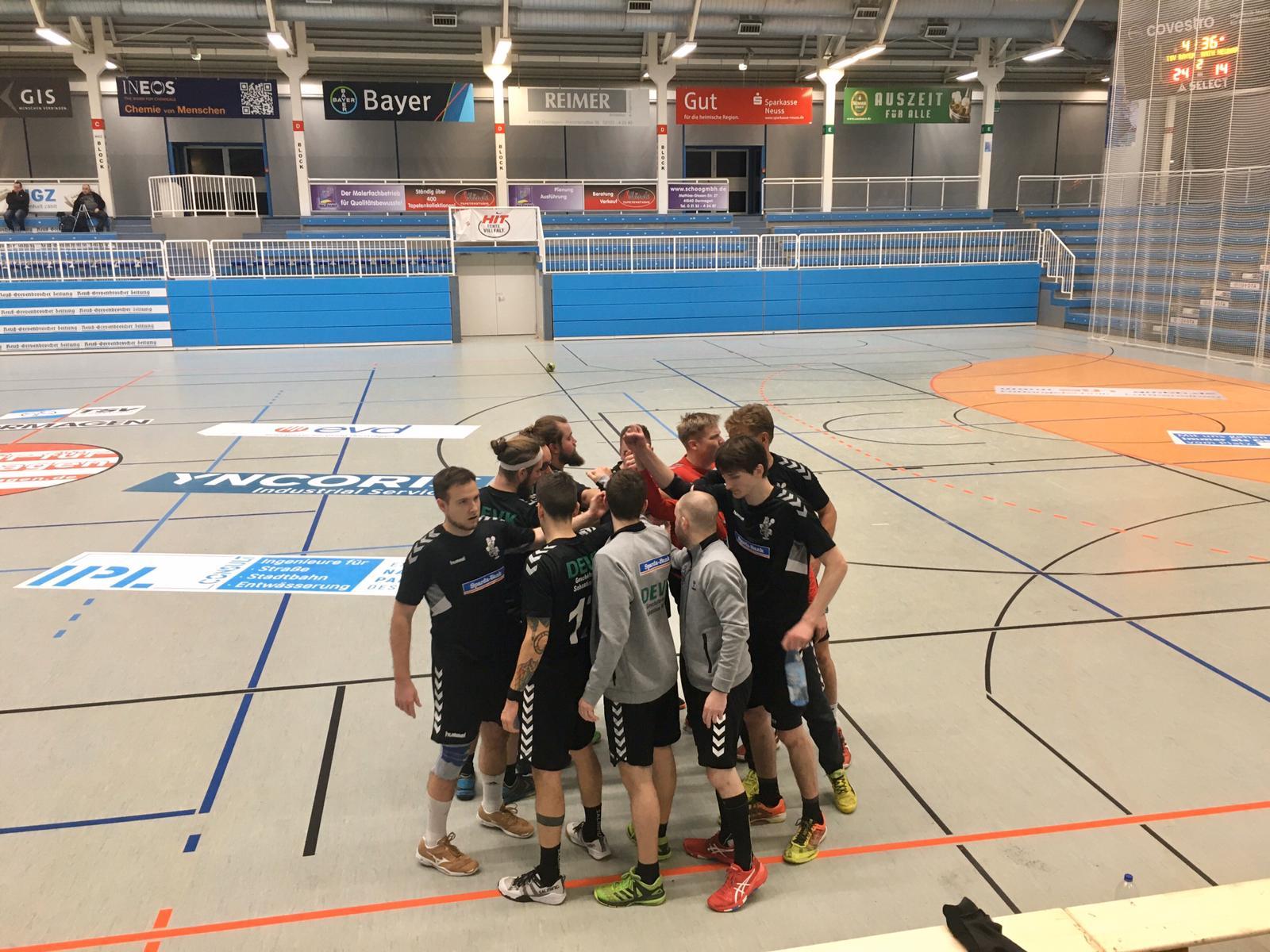 TSV Bayer Dormagen III. vs. RSV Rath-Heumar I.